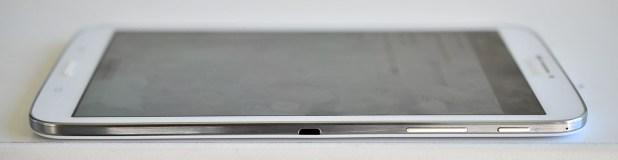 Samsung Galaxy Tab 3 8.0 - derecha