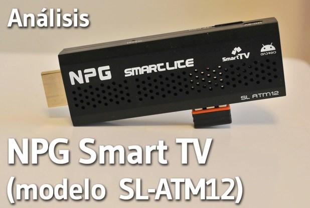 NPG SmartLite SL-ATM12