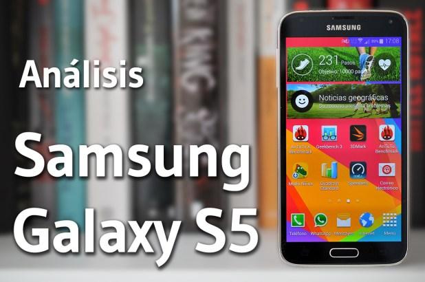 Samsung Galaxy S5 - Analisis