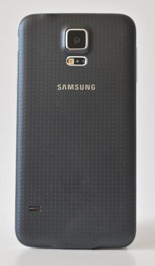 Samsung Galaxy S5 - Atras