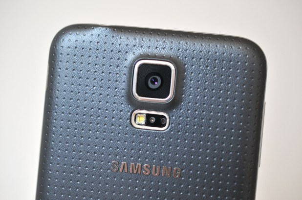 Samsung Galaxy S5 - Camara