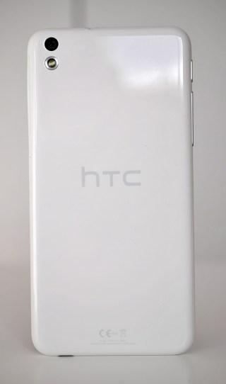 HTC Desire 816 - Atras