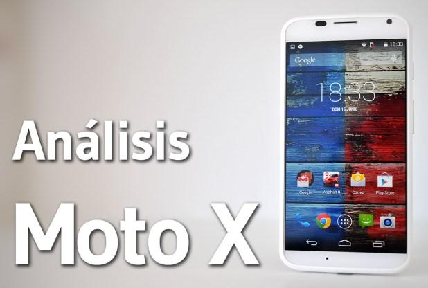 Analisis Moto X