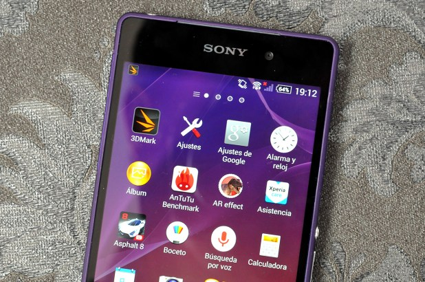 Sony Xperia Z2 - aplicaciones