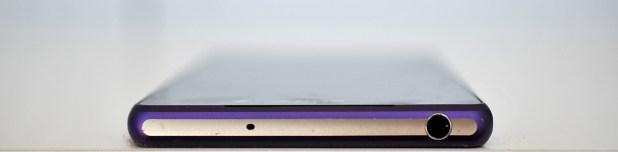 Sony Xperia Z2 - arriba