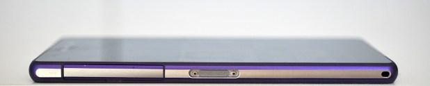 Sony Xperia Z2 - izquierda