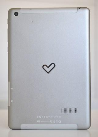 Tablet Energy Sistem Energy i8 Quad 3G Quad 3G - Atras