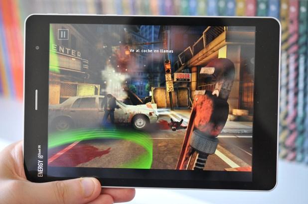 Tablet Energy Sistem Energy i8 Quad 3G Quad 3G - Juegos