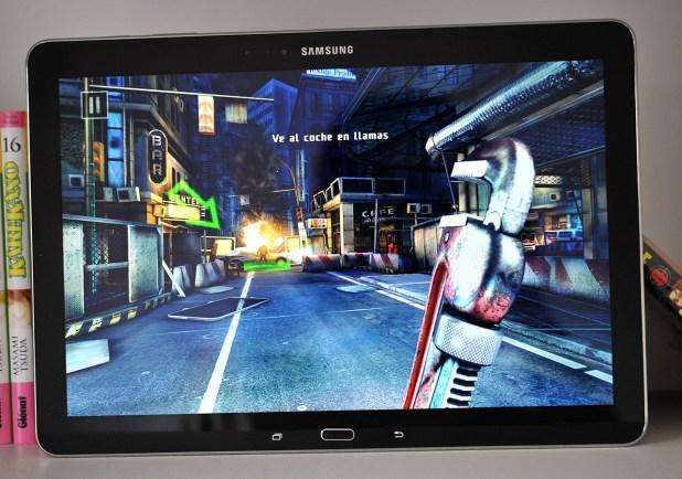 Samsung Galaxy NotePRO - Juego