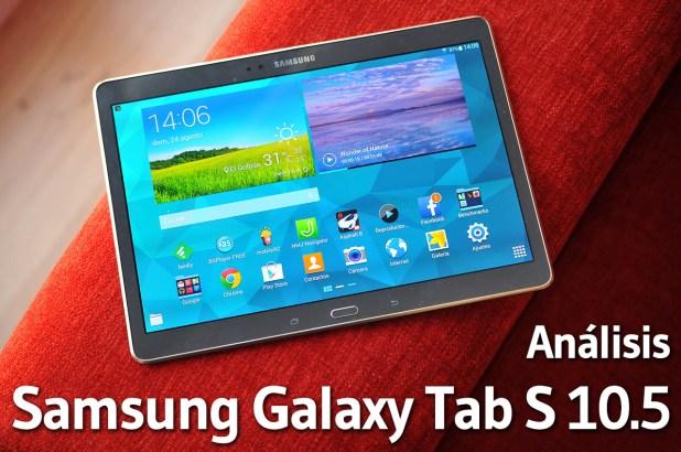 Samsung Galaxy Tab S - Analisis