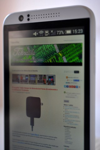 HTC Desire 510 - pantalla 2