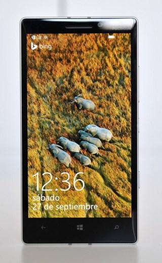 Nokia Lumia 930 -  Frontal