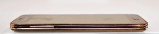 Samsung Galaxy S5 mini - izquierda