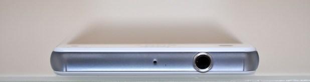 Sony Xperia Z3 Compact - Arriba
