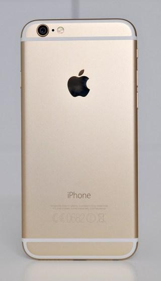iPhone 6 - atras