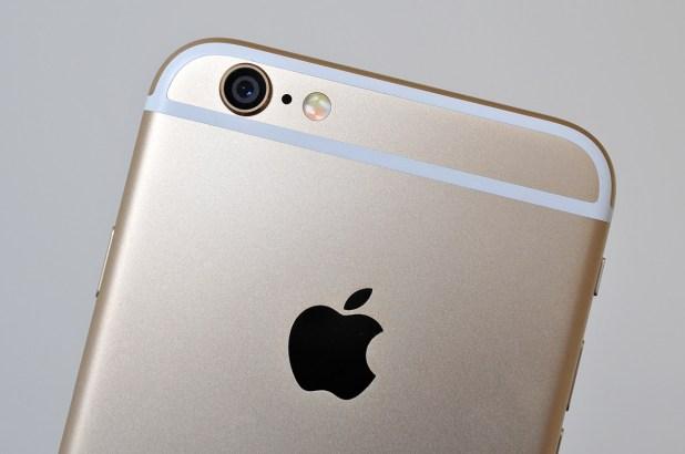 iPhone 6 - camara atras