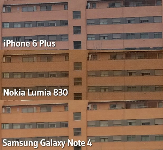 Dia - iPhone 6 Plus - Galaxy Note 4 - Nokia Lumia 830
