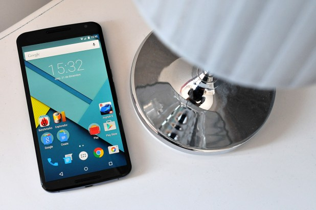 Google Nexus 6 - 12