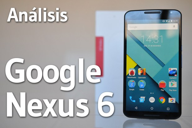 Google Nexus 6 - Analisis