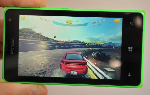 Microsoft Lumia 532 - Asphalt