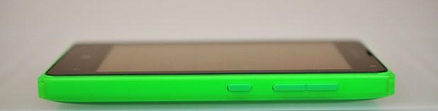 Microsoft Lumia 532 - derecha