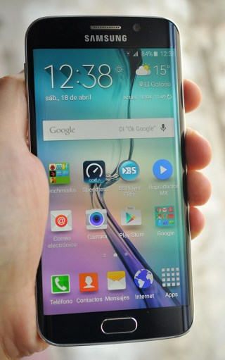 Samsung Galaxy S6 edge - 1