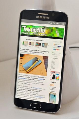 Samsung Galaxy S6 edge - 4
