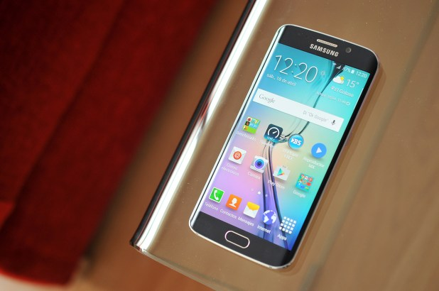 Samsung Galaxy S6 edge - 8