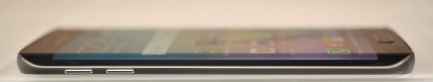 Samsung Galaxy S6 edge - izquierda
