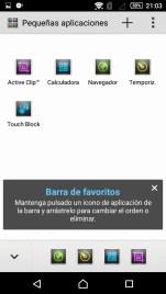 Pequeñas aplicaciones