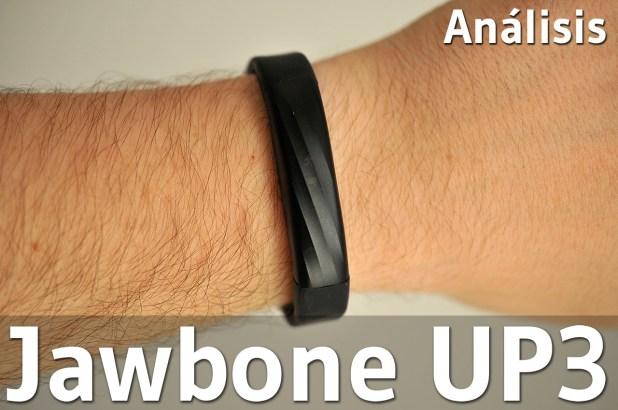 Jawbone UP3 - Analisis