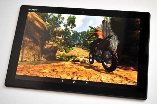 Sony Xperia Z4 Tablet - 11