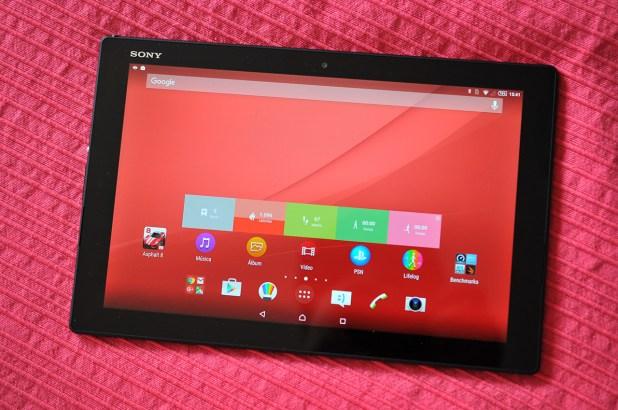 Sony Xperia Z4 Tablet - 15
