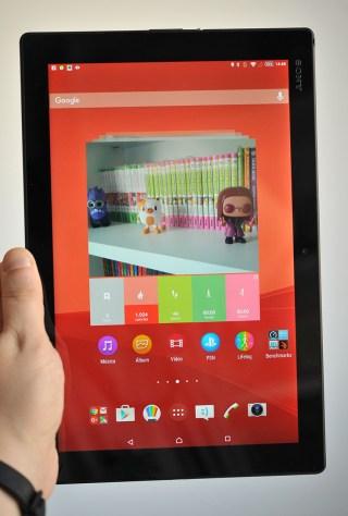 Sony Xperia Z4 Tablet - 24