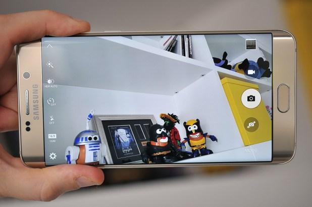 Samsung Galaxy S6 edge plus - 25