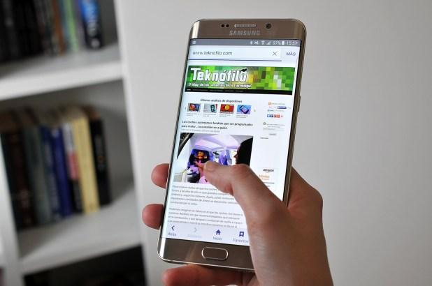 Samsung Galaxy S6 edge plus - 28