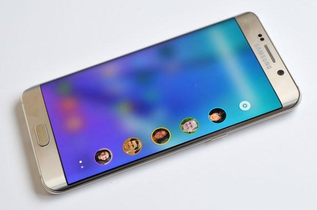 Samsung Galaxy S6 edge plus - 33