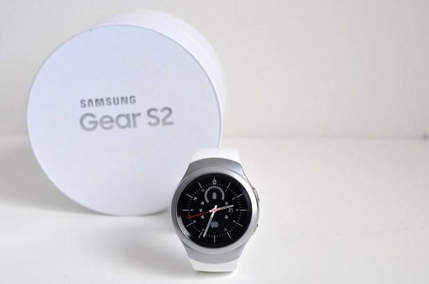 Samsung Gear S2 - 9