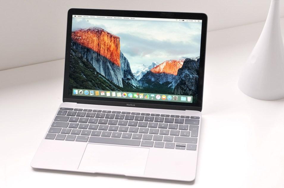 MacBook - 1