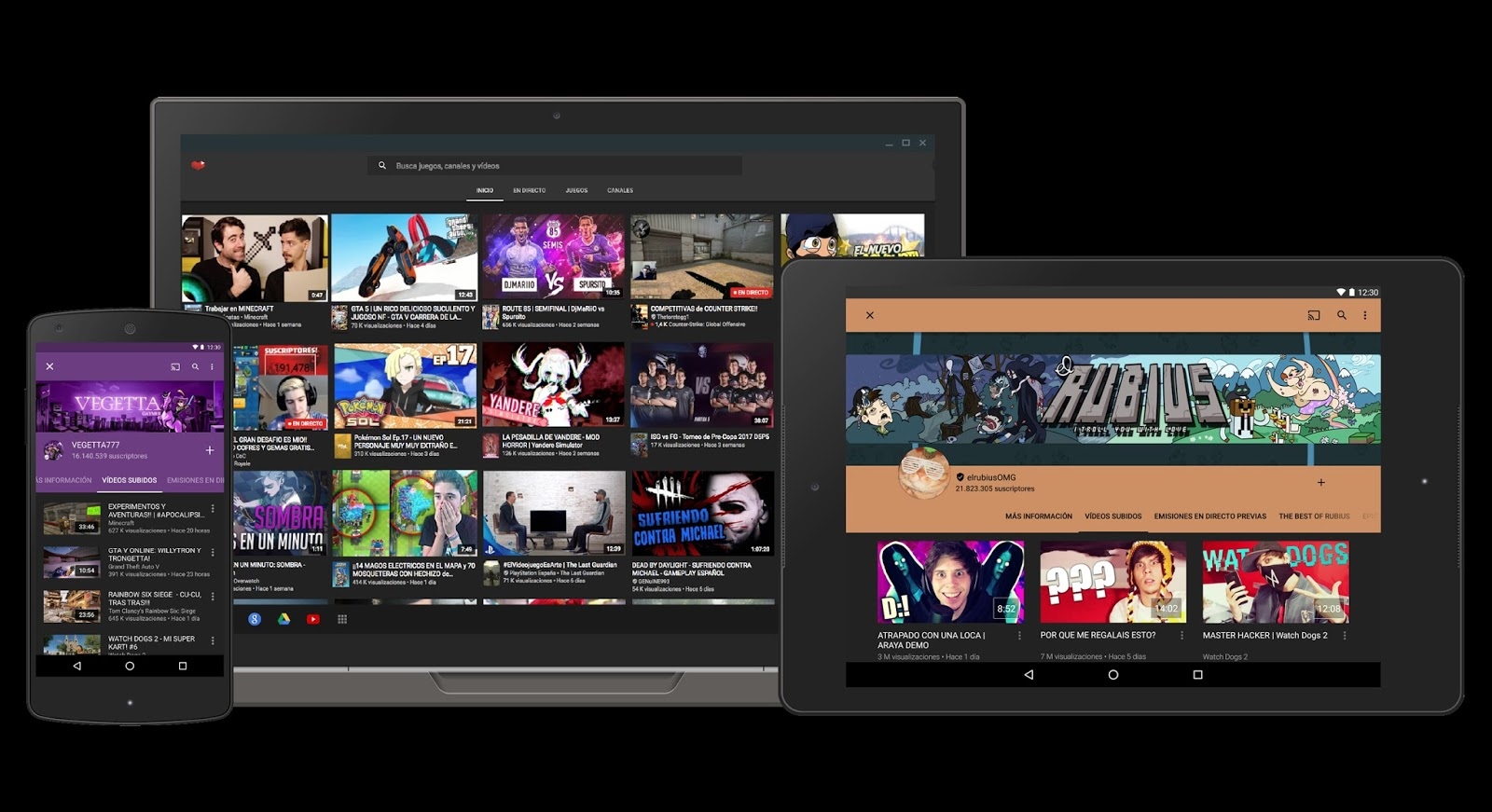 YouTube Gaming, disponible ya en Latinoamérica