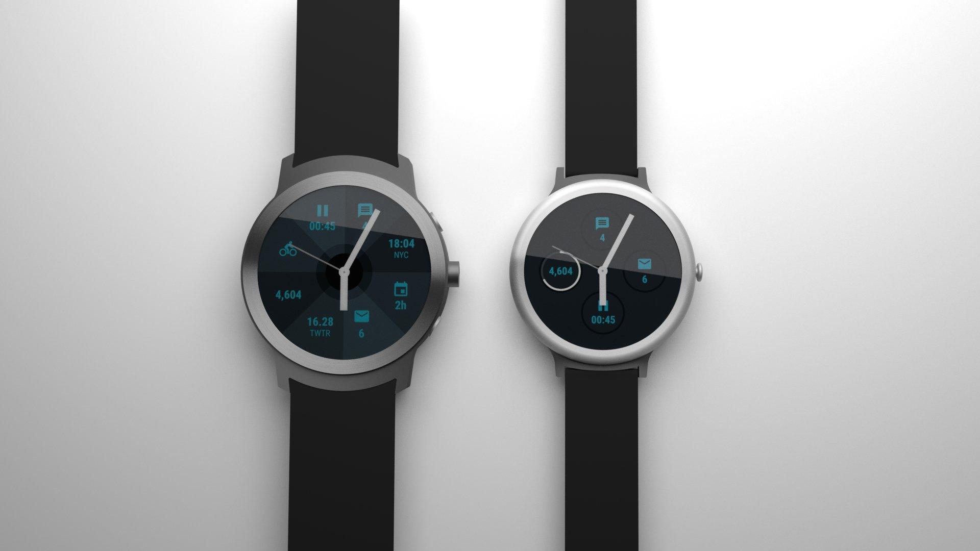 Cómo serán los nuevos smartwatch de Google