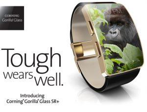 Corning Gorilla Glass SR+