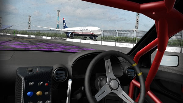 FURIDASHI Drift Cyber Sport VR FPS