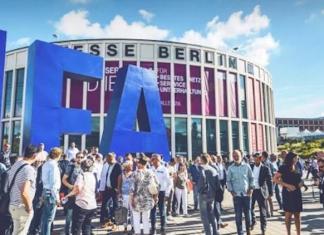IFA Berlin Fuarı