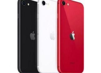 iPhone SE 2020 Tanıtıldı