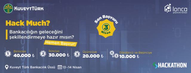 Kuveyt Türk Hacathon Ödüller