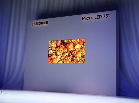 Samsung Micro LED TV