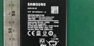 Samsung yeni batarya modeli