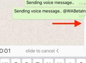 WhatsApp bas konuş özelliği