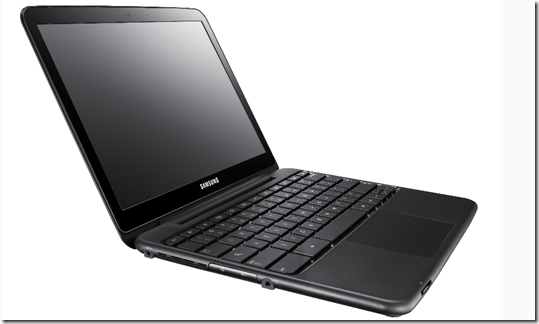 Samsung Series 5 Chromebook Chrome OS